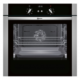 NEFF Slide&Hide Built In Single Electric Oven - 0